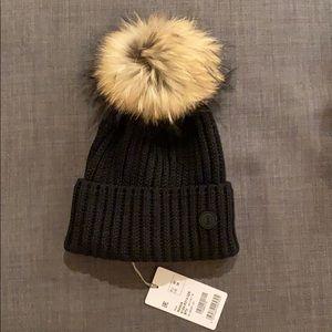 Bogner Rania knitted hat in black